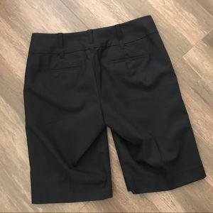 Banana Republic Shorts - Banana Republic Black Dress Shorts NWOT